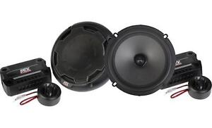 MTX THUNDER61 6.5in Component Car Speakers - NEW IN BOX