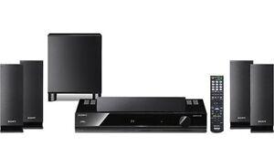 Système de SON 5.1 pour cinema maison (1000w)
