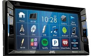 JVC KW230BT - BRAND NEW - BLUETOOTH - TOUCHSCREEN
