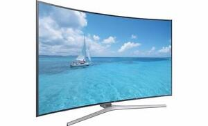 """SAMSUNG 65"""" LED 4K 3D SMART TIZEN CURVED SUHDTV 9000 SERIES *NEW IN BOX WITH 5 YEAR WARRANTY!*"""