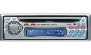 Clarion DX425 - car - CD receiver - in-dash unit - Full-DIN