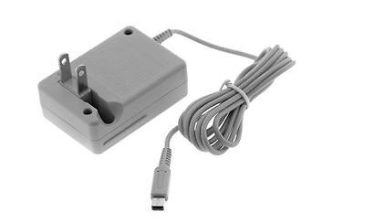 Nintendo 3DS XL SPR-001 Compatible WAP-002 Battery Charger AC Adapter Cord Plug