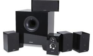 Energy take classic speakers and subwoofer