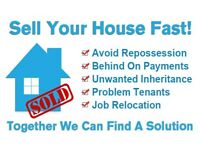 £££ We BUY properties for CASH, FAST! £££