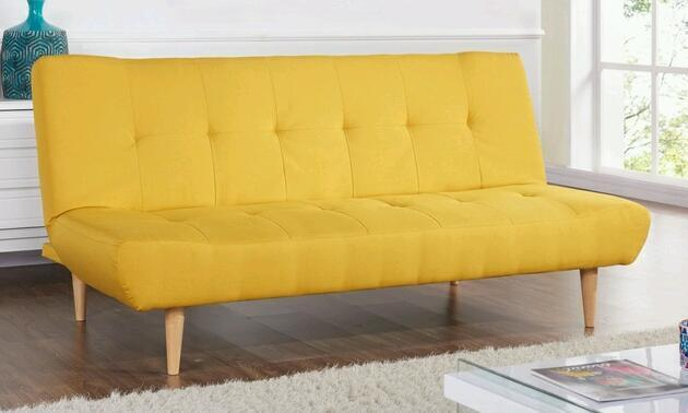 Mustard Sofa Bed In Canning Town London Gumtree