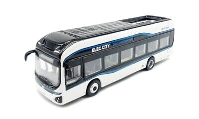 1/87  Diecast bus HYUNDAI ELEC CITY electric bus 1/87 scale