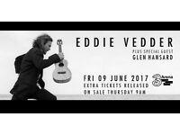 Eddie Vedder tickets Dublin x 2