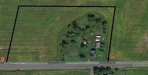Hobby farm for sale, great land in good location