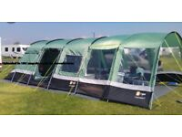 Hi Gear Corado Tent, Canopy, windbreak & general camping items inc electric hook upx2 & lots more!