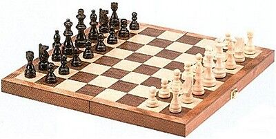 Standard Wooden Chess Set, New, Free Shipping