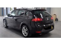 Seat Leon fr 170ps Hpi clear immaculate condition 12 months mot DAB radio (2010 10)