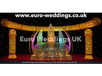 Derby wedding services | cheap asian wedding stages and decoration services for Derby