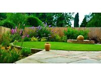 Gardening , landscaping , decking , digger hire , grass cutting services