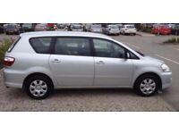 Toyota Avensis Verso, Automatic Trans, 2.0 litre petrol, 7 seater, like Zafira, Touran, Galaxy