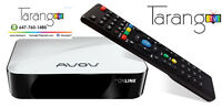 IPTV TARANG TV BOX FOR LOCAL AND DESI CHANNELS FULL ONE YEAR