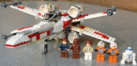 Lego Star Wars 6212 - X-Wing Fighter Mint w/Instructions