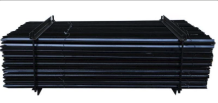 STAR PICKET SALE ON NOW - BLACK BITUMEN PICKETS FROM $2.20 each