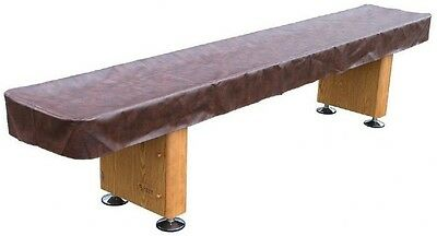 12 Foot Naugahyde Shuffleboard Table Cover 26in Wide. Free Shipping