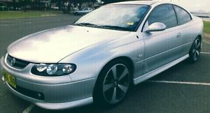 Holden Monaro CV8 2002