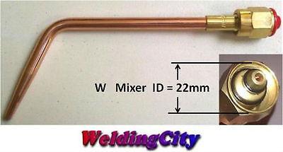 Weldingcity Acetylene Welding Nozzle Heating Tip 7-w 7 Victor 300 Torch Usa