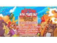 2 X Elrow Tickets NYD Bristol for sale!