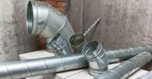 Certified sheet metal worker/ duct work installer