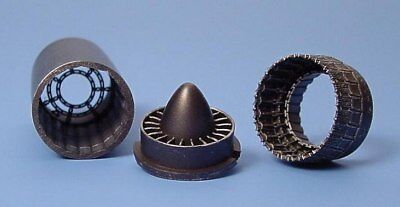 Aires 1/48 F-104 Starfighter Exhaust Nozzles for Hasegawa kit 4100