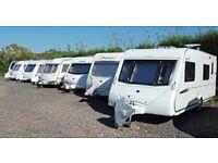 Caravan storage Near Frampton on Severn