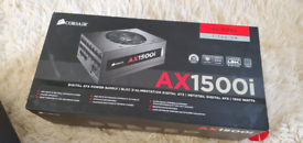 Corsair AX1500i Titanium 1500W Power Supply - Mining PSU