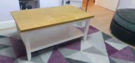 Julian Bowen Coffee table and 2 side tables