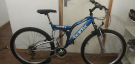 Trozan war mountain bike