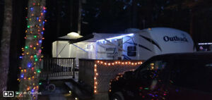 2012 Outback 33ft @ Sherwood Forest Campground