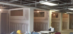 ROLAND'S DRYWALL - Frame - Board - Tape Professional London Ontario image 1