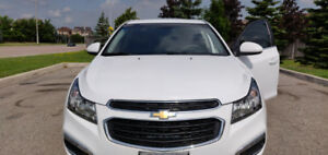 2016 Cruze LT Limited,NO ACDNT,Tinted 3M,AMP WOOFERS,CAM,SUNROOF