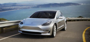 2018 Tesla Model 3  - READY TO CONFIGURE!