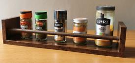 4x Spice Rack