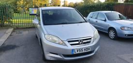 Honda FRV manual needs new catalytic converter