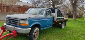 1995 f350 dump truck