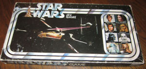 Vintage Star Wars Board Game 1977