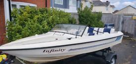 Fletcher arrowflyte speedboat