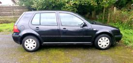 Volkswagen golf 2002 1.4