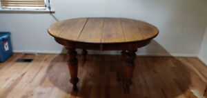 Grandmother's Dining Table