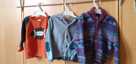 Boys 18 to 24 months winter big bundle of clothes