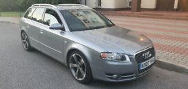 Audi a4 estate 2.0bhp gearbox issue