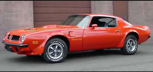 Wanted: Camaro or Trans-am 1970-1980