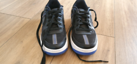 NIKE AIR FORCE ONE TRAINERS- SIZE 5