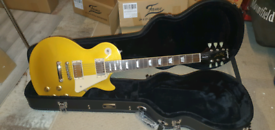 Epiphone Les Paul Standard 50's inspired by Gibson with brand new Hard