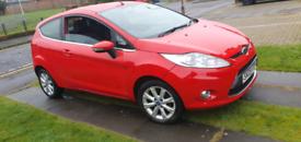 Ford Fiesta Zetec 82 1.2 petrol High Spec Model Now with 12 Months Mot