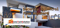 Home and Business security, automation, control...