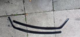Vauxhall Corsa D 3 Door Wind Deflectors